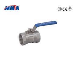 1-PC Thread Ball Valve